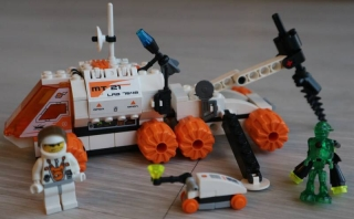 Lego Space 7648 MT-21 Mobile Mining Unit