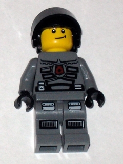 Lego figurka Space - Space Police